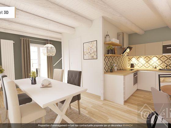 Vente maison 5 pièces 67 m2