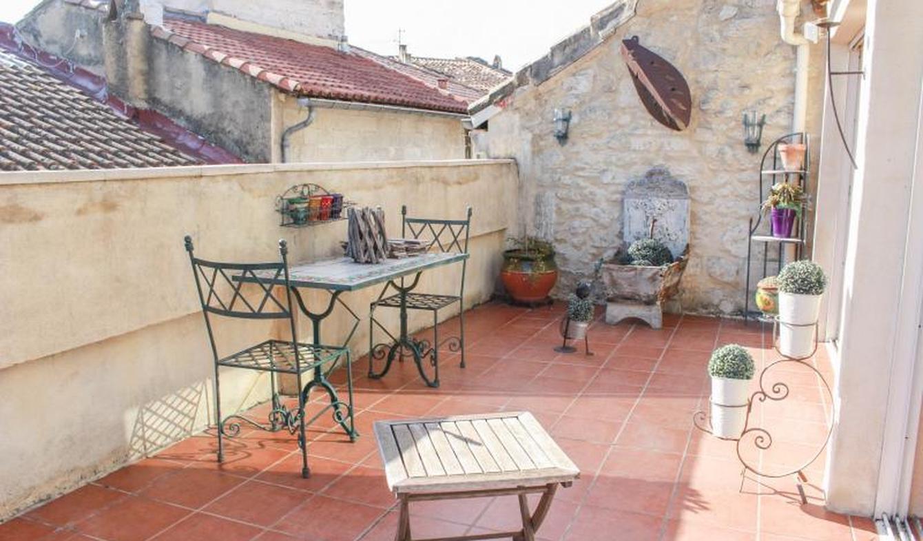 Maison avec terrasse Villeneuve-les-avignon