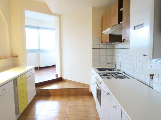 Vente appartement 4 pièces 91,46 m2