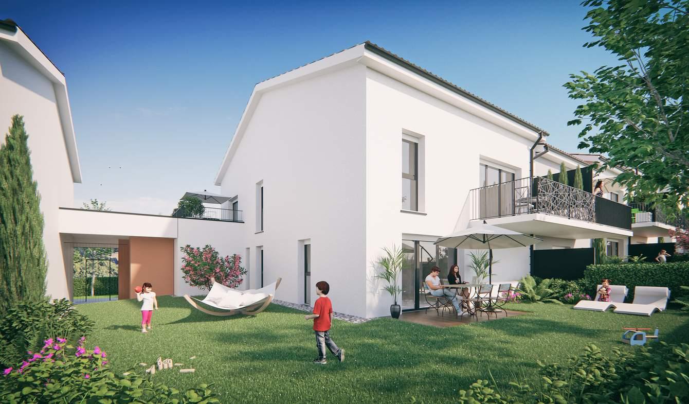 Appartement Saint-Orens-de-Gameville
