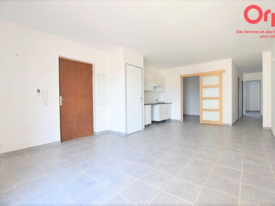 Vente appartement 3 pièces 54,1 m2