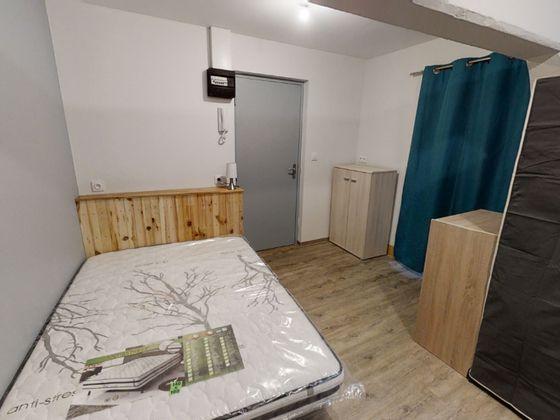 Location studio 19,32 m2