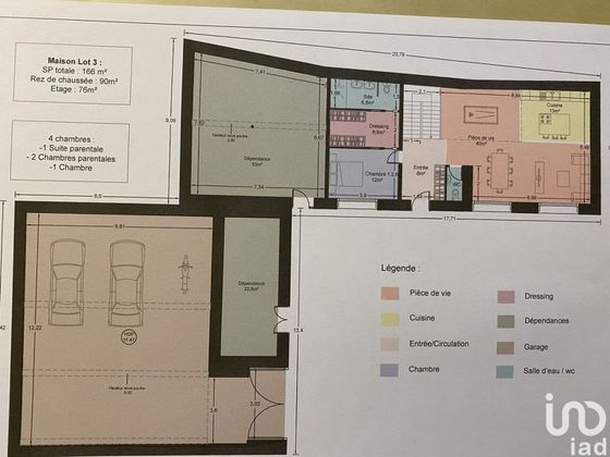 Vente divers 6 pièces 150 m2