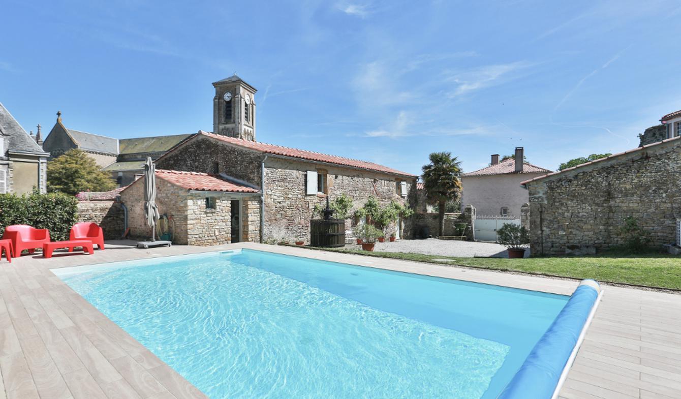 Maison Talmont-Saint-Hilaire