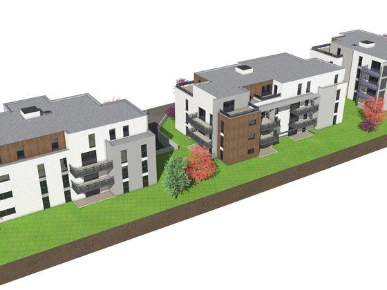 Vente appartement 3 pièces 63,38 m2