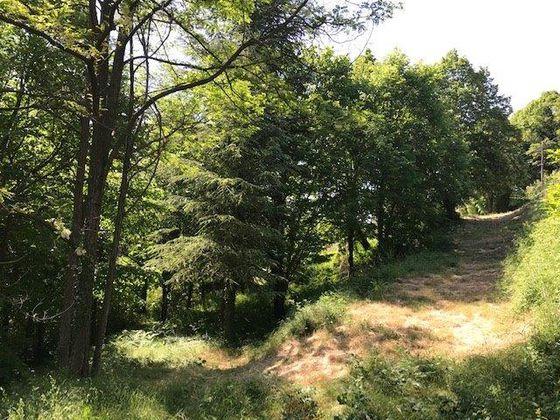 Vente terrain 1412 m2