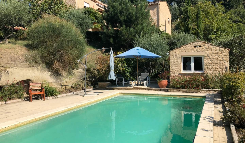 Villa with pool and terrace Vaison-la-Romaine