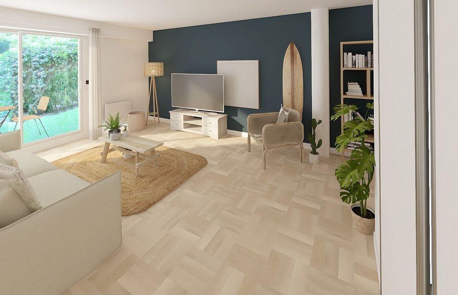 Vente appartement 2 pièces 58 m² à Marseille 8ème (13008), 325 000 €
