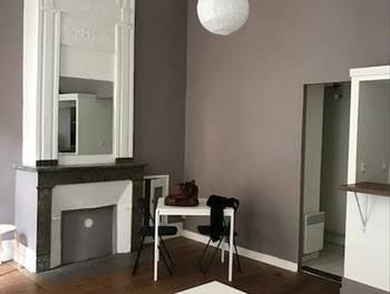 Appartement meublé 2 pièces 43,38 m2