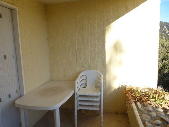 Vente studio 22,1 m2