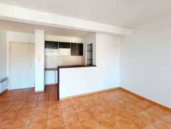 Appartement 2 pièces 45,41 m2