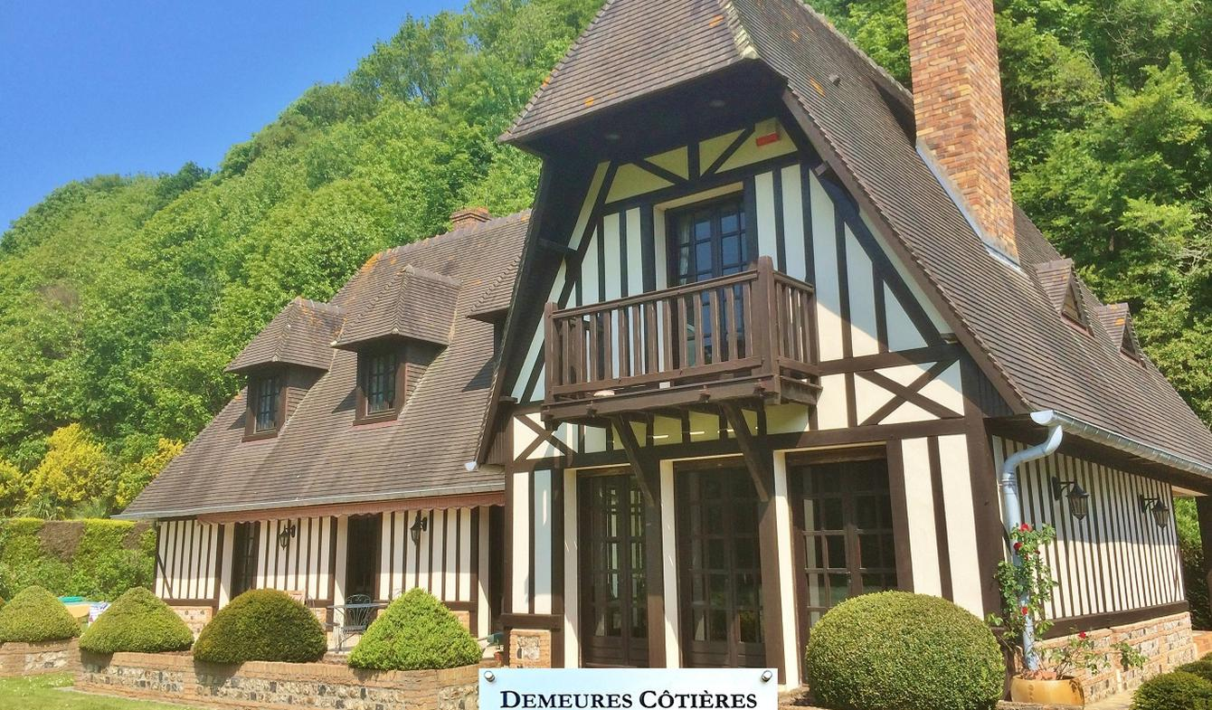 House with terrace Etretat