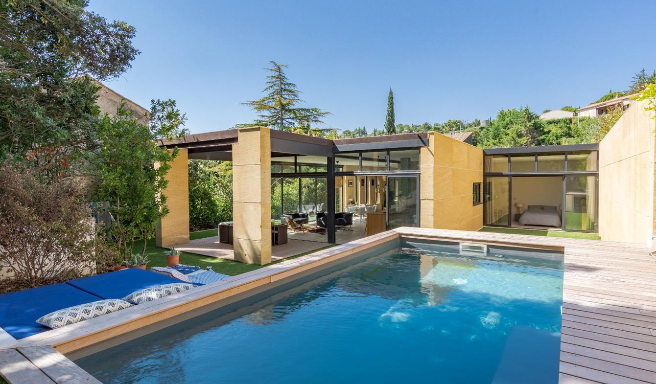 House with pool and terrace Clermont-l'herault