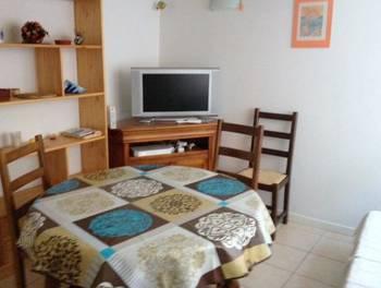 Appartement 2 pièces 27,87 m2