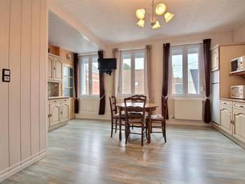 Appartement 3 pièces 41,8 m2