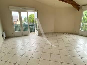Appartement 2 pièces 51,36 m2