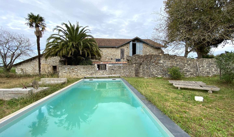 Maison avec piscine Came