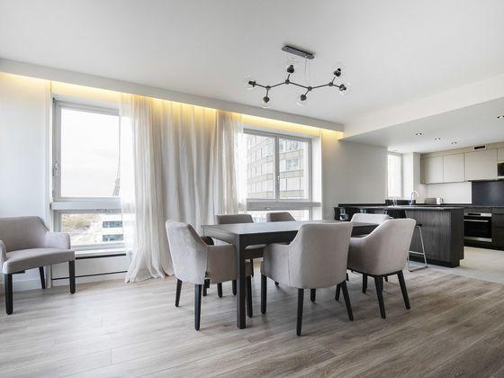 Location appartement meublé 4 pièces 114 m2