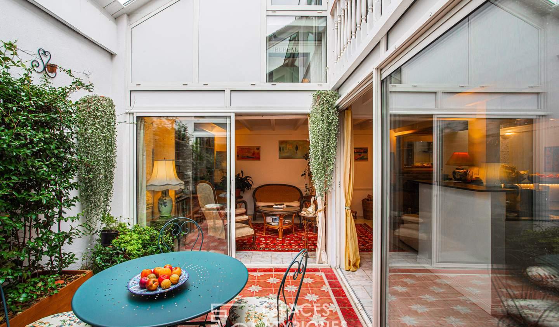 House with terrace La Rochelle