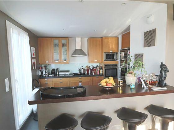 Vente appartement 5 pièces 132 m2