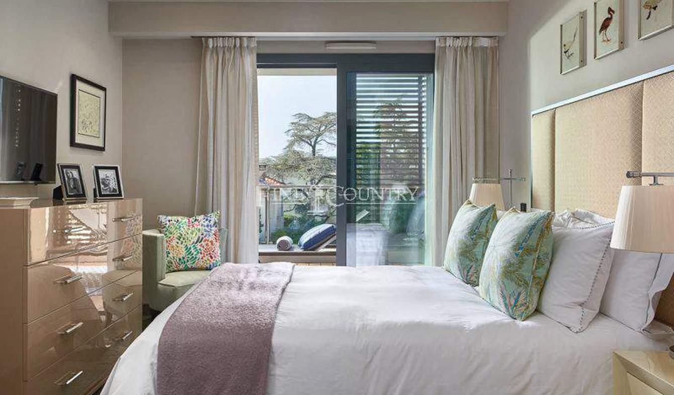 Appartement avec piscine Cap d'Antibes