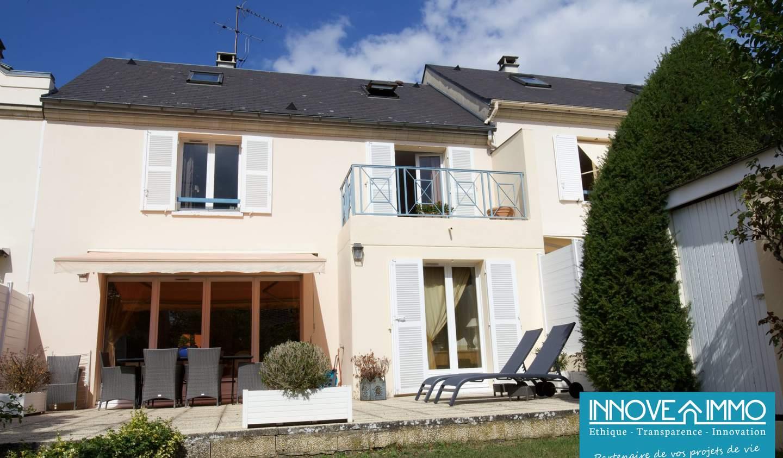 Maison avec terrasse Le chesnay