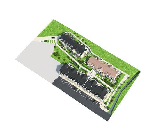 Vente appartement 3 pièces 62,11 m2