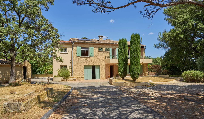 Maison avec piscine et terrasse Villeneuve-les-avignon