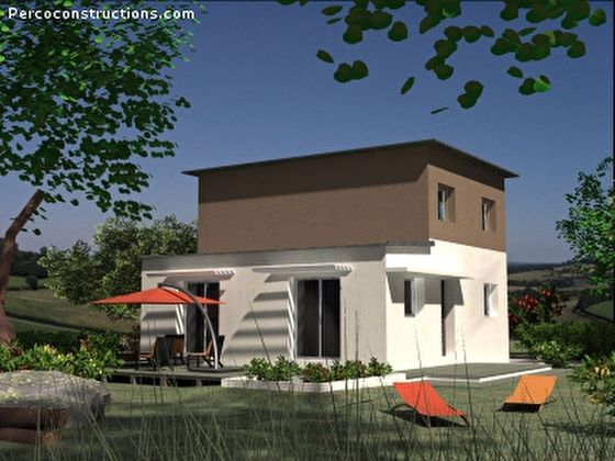 Vente maison 93,83 m2