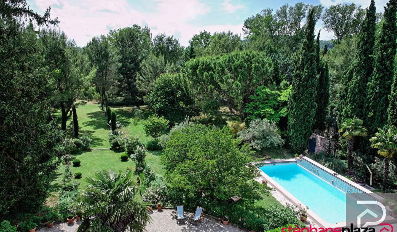 Maison avec piscine Orgon
