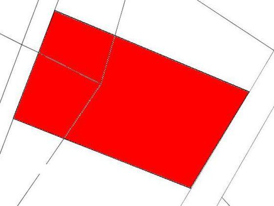Vente terrain 1597 m2