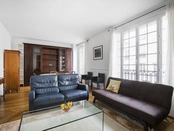 Appartement meublé 2 pièces 54 m2