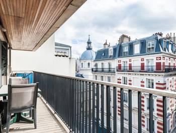 Appartement 4 pièces 110,76 m2