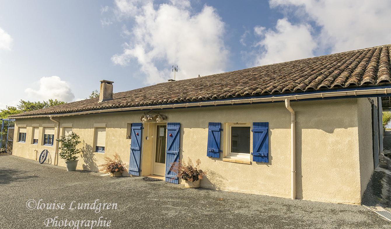 Maison avec jardin Moulinet