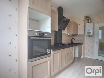 Appartement 3 pièces 63,56 m2