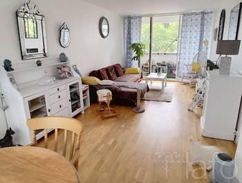 Appartement 4 pièces 69,71 m2