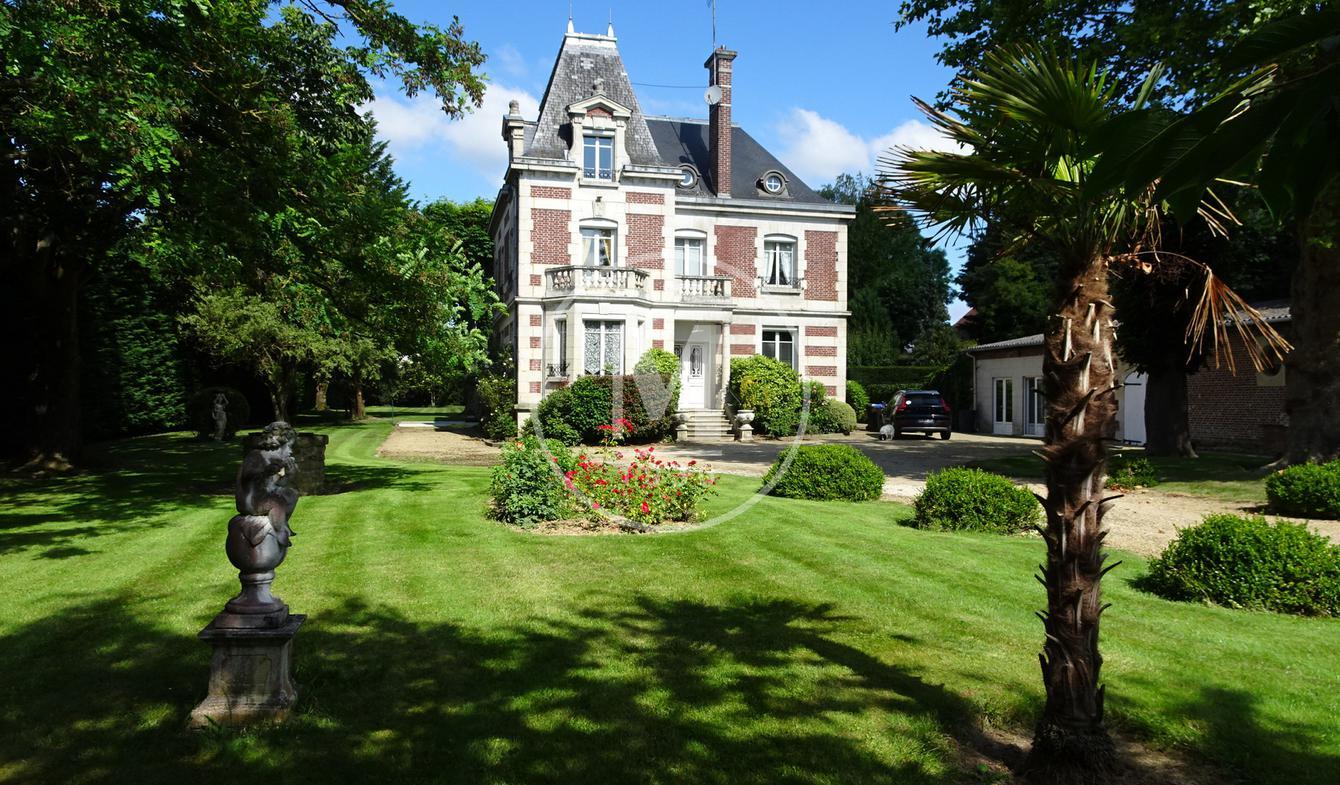 Maison avec piscine Noyon