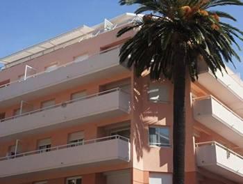 Appartement meublé 3 pièces 61,58 m2