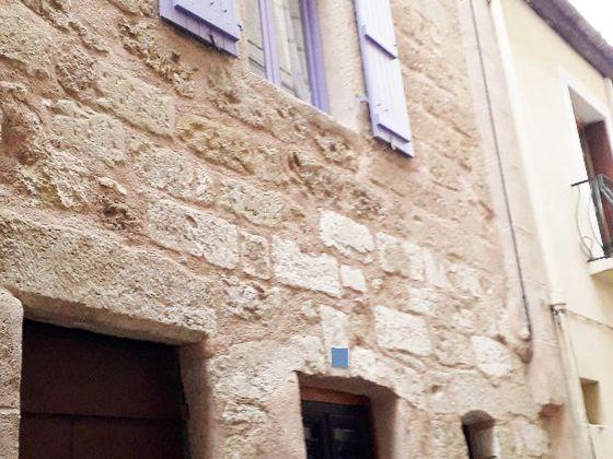 Vente maison 4 pièces 102 m2