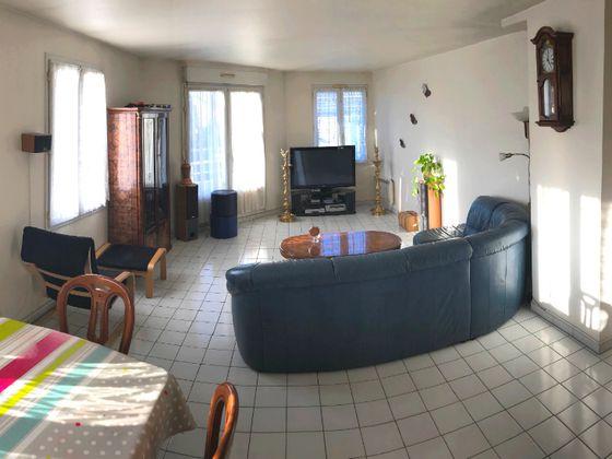 Vente appartement 6 pièces 111 m2