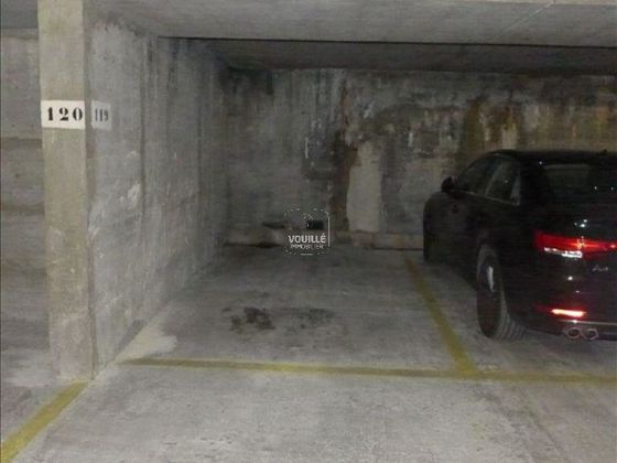 Location parking 10 m2