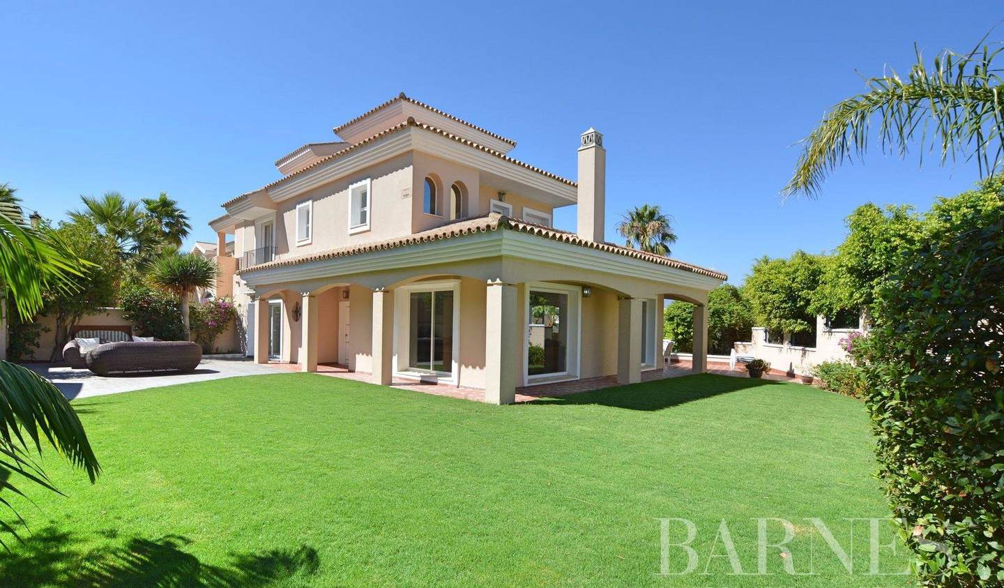 Villa with pool and terrace Manilva