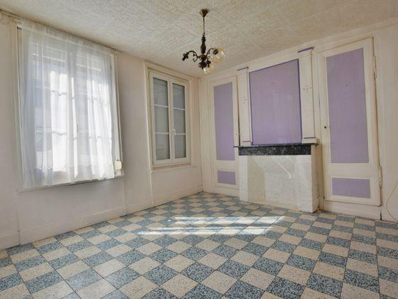 Vente maison 3 pièces 63,91 m2