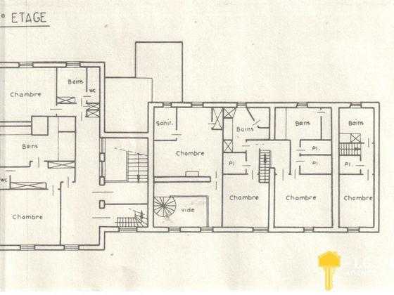 Vente maison 22 pièces 773 m2