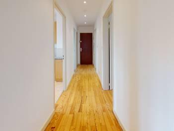 Appartement 4 pièces 69,66 m2