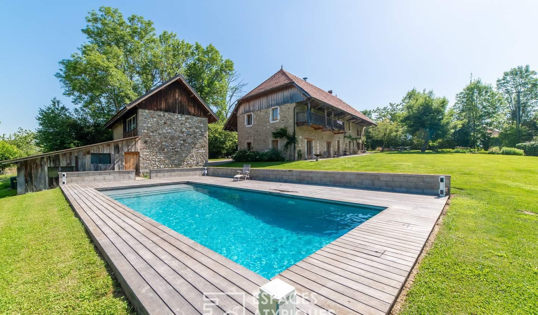 Maison avec terrasse Chainaz-les-Frasses