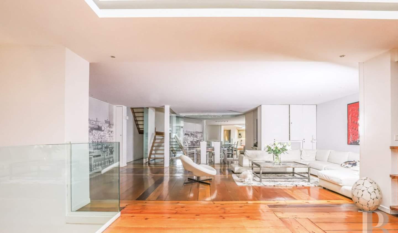 Loft avec terrasse Paris 17ème