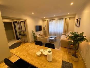 Appartement meublé 2 pièces 55 m2