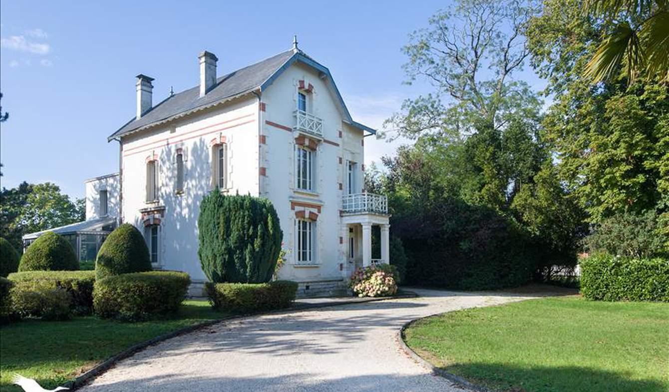 Maison Saint-Georges-du-Bois