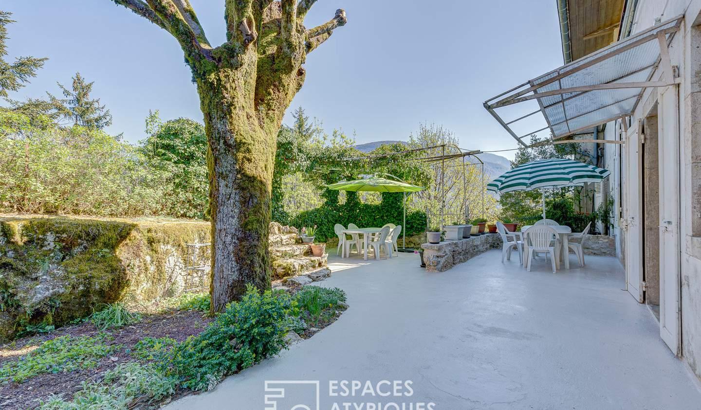 Maison avec terrasse Artemare